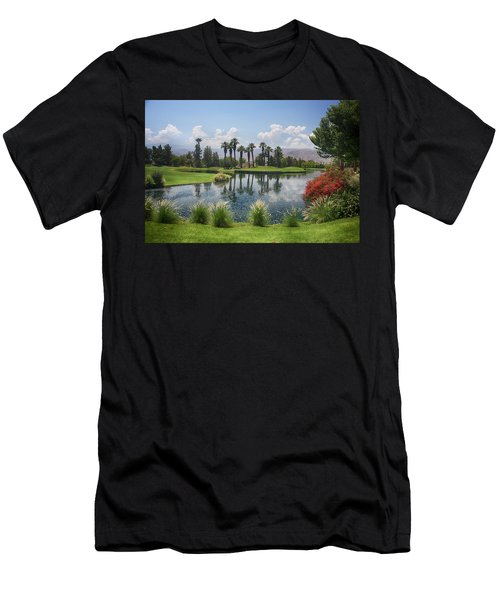 Settling In Men's T-Shirt (Athletic Fit)