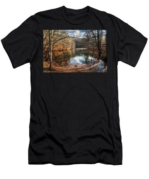 Seven Lakes Men's T-Shirt (Athletic Fit)