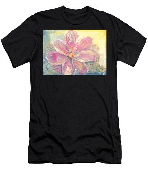 Seven Petals Men's T-Shirt (Athletic Fit)
