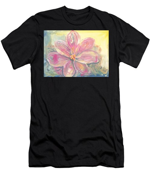 Seven Petals Men's T-Shirt (Athletic Fit)