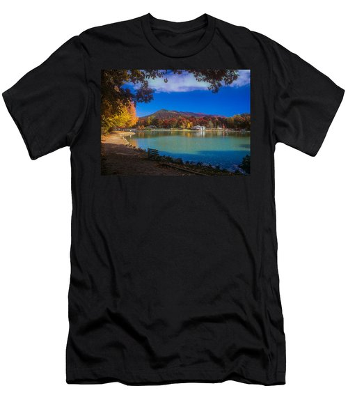 Seven Sisters From Lake Tomahawk Men's T-Shirt (Athletic Fit)