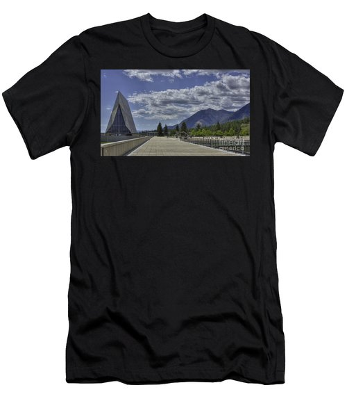 Seventeen Spires Men's T-Shirt (Athletic Fit)