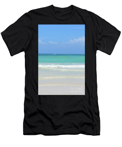 Seychelles Islands 3 Men's T-Shirt (Athletic Fit)