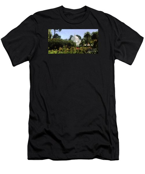 Sf Park Arbortorum Men's T-Shirt (Athletic Fit)