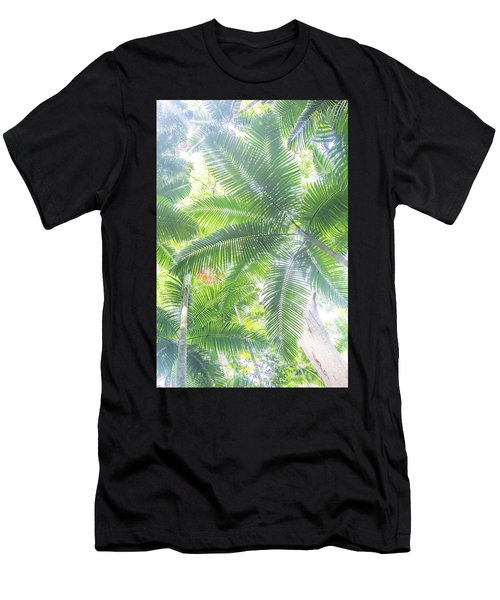 Shade Of Eden  Men's T-Shirt (Athletic Fit)