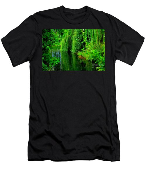 Shade Tree Men's T-Shirt (Athletic Fit)