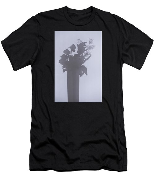 Shades Of Roses Men's T-Shirt (Athletic Fit)