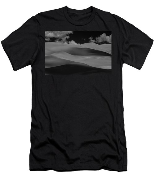 Men's T-Shirt (Slim Fit) featuring the photograph Shades Of Sand by Brian Duram