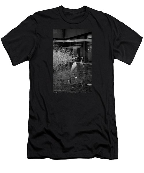 Shadow And Light 13 - Reflections - A Men's T-Shirt (Athletic Fit)