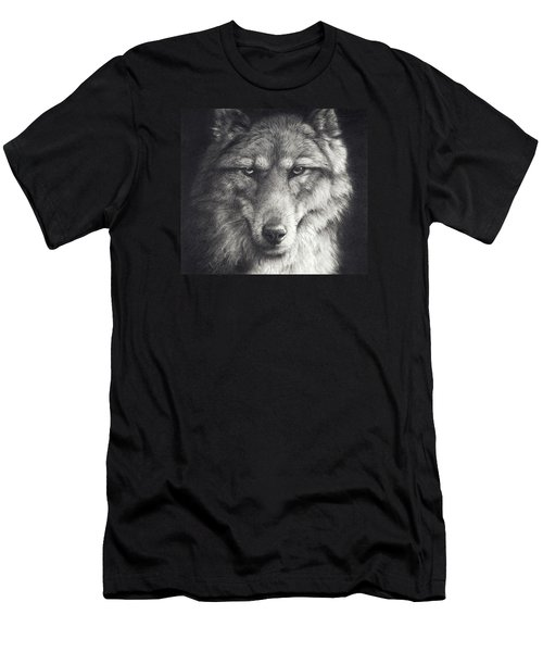 Shadow Falling Men's T-Shirt (Athletic Fit)