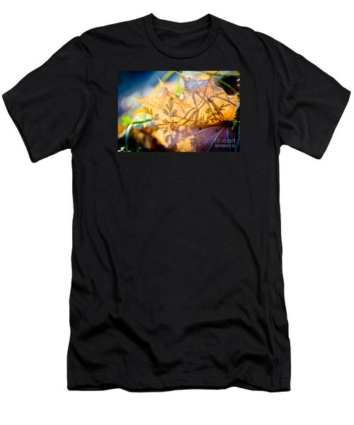 Shadow Of Autumn  Artmif.lv Men's T-Shirt (Athletic Fit)
