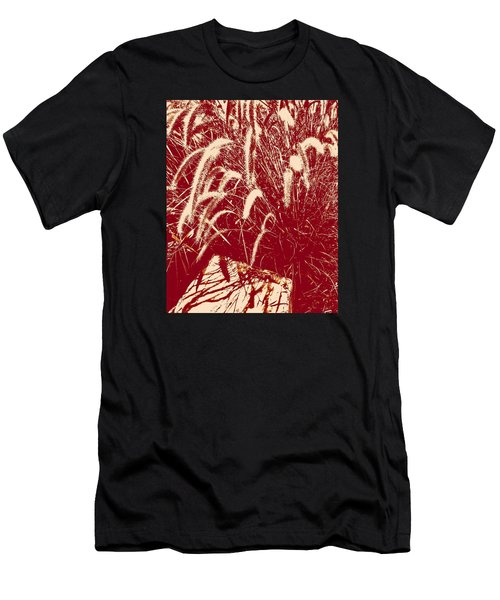 Shadow Painting Men's T-Shirt (Athletic Fit)