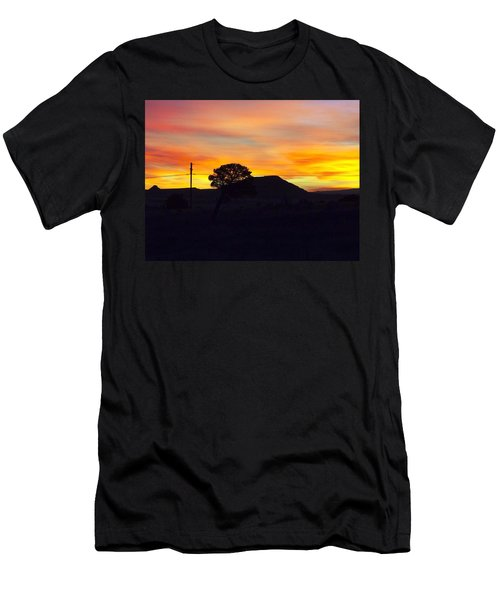 Shadow Tree Men's T-Shirt (Athletic Fit)