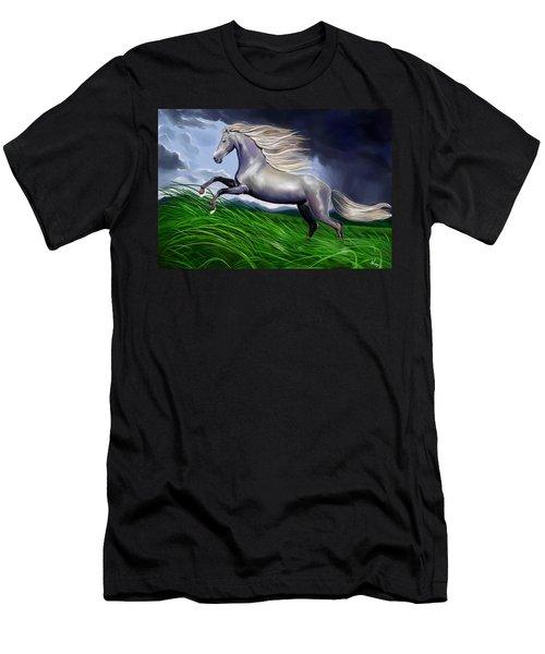Shadowfax Men's T-Shirt (Athletic Fit)