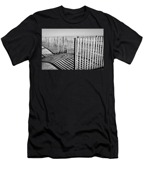 Shadows And Light Men's T-Shirt (Athletic Fit)
