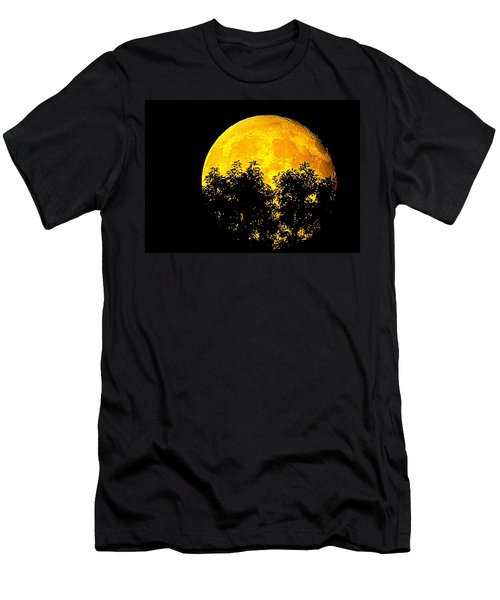 Shadows In The Moon Men's T-Shirt (Athletic Fit)