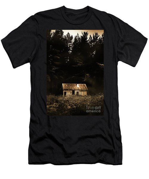 Shadows Of Mornings First Light Men's T-Shirt (Athletic Fit)