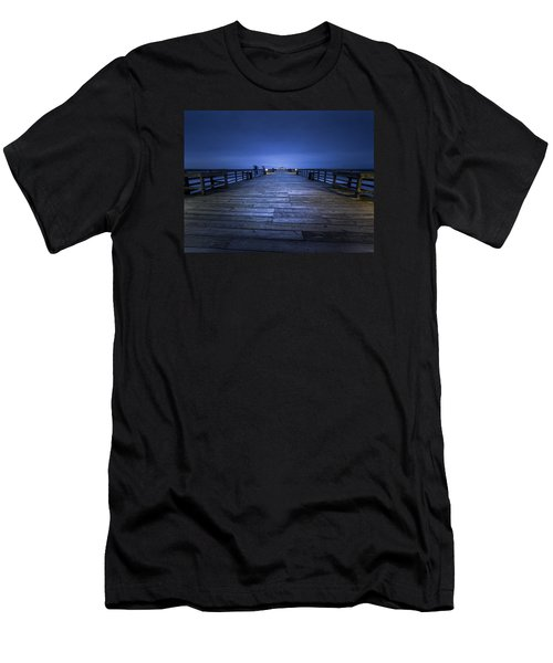 Shadows Of The Morning Men's T-Shirt (Athletic Fit)