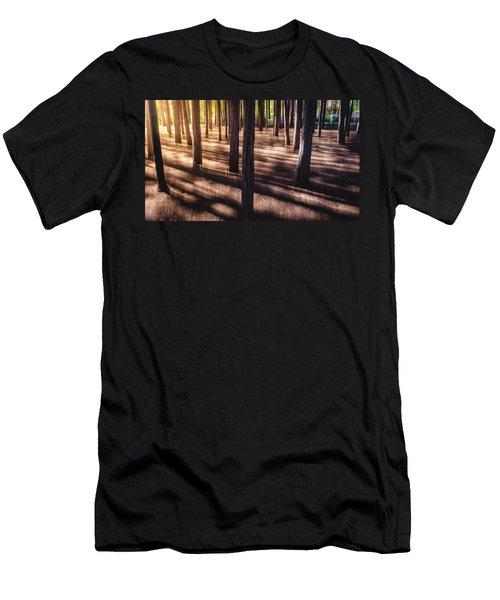 Shadows Men's T-Shirt (Athletic Fit)