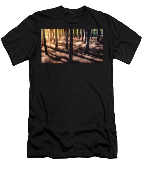 Shadows Men's T-Shirt (Athletic Fit)