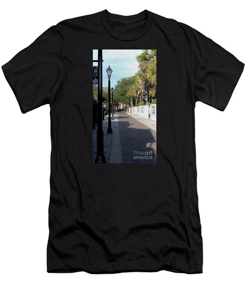 Shady Hypolita Street Men's T-Shirt (Athletic Fit)