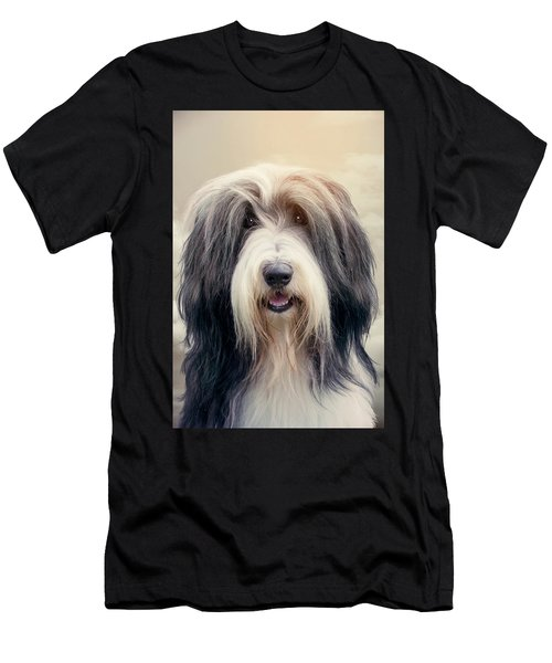 Shaggy Dog Men's T-Shirt (Athletic Fit)