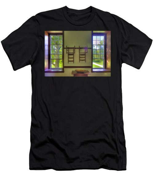 Shaker Dining Men's T-Shirt (Athletic Fit)