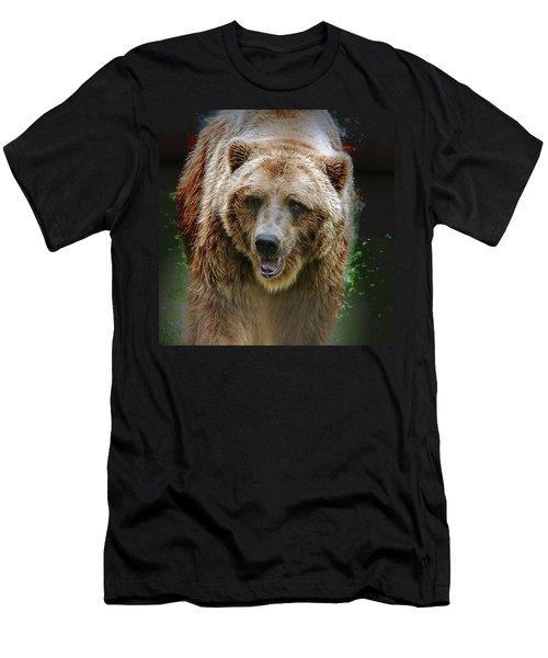Shaking It Off Men's T-Shirt (Athletic Fit)