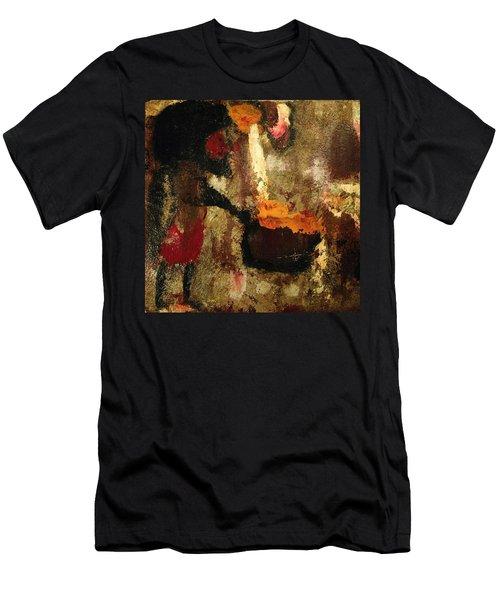 Shaman Alchemist Men's T-Shirt (Athletic Fit)