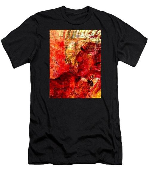 Shaman Couple Men's T-Shirt (Athletic Fit)