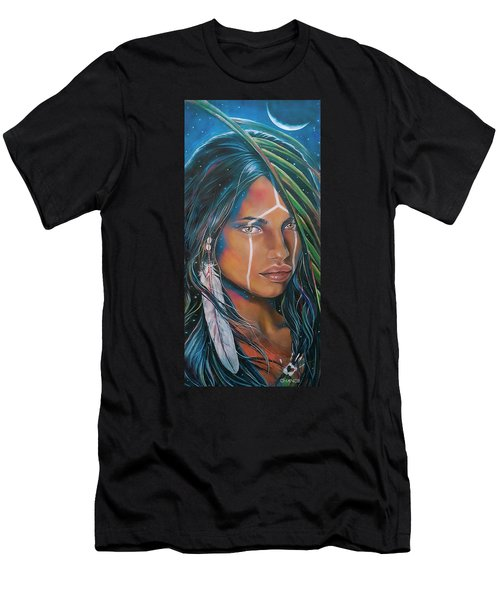 Shamanic Feelher Men's T-Shirt (Athletic Fit)