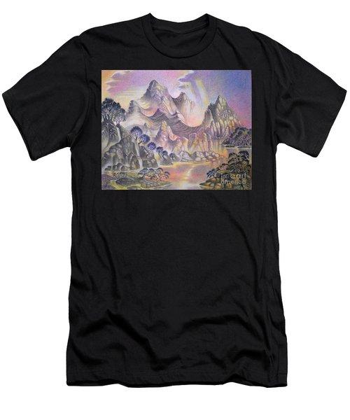 Shangri La Men's T-Shirt (Athletic Fit)