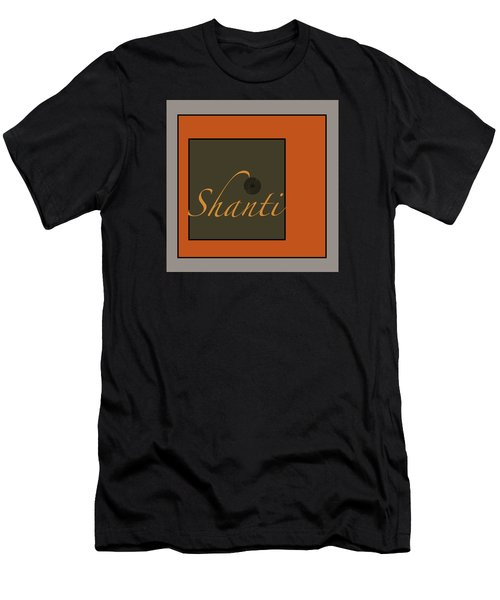Shanti Men's T-Shirt (Athletic Fit)