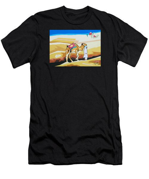 Sharing The Journey Men's T-Shirt (Athletic Fit)
