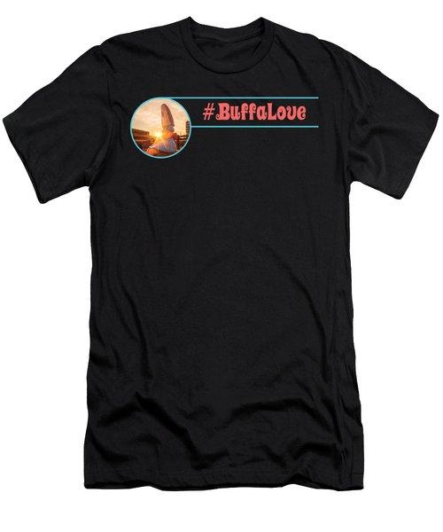 Shark Girl Dawn Men's T-Shirt (Athletic Fit)
