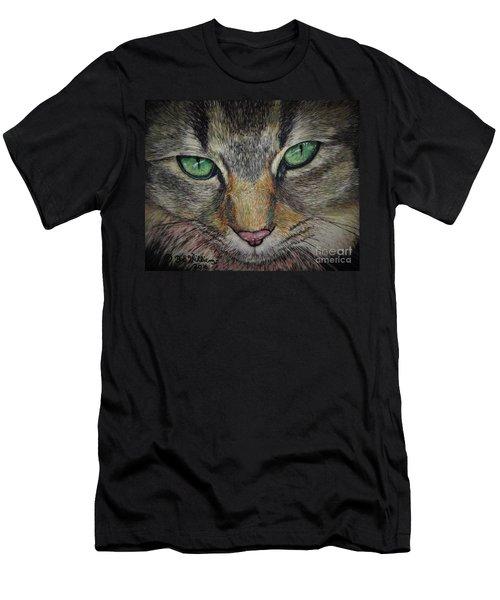 Sharna Eyes Men's T-Shirt (Athletic Fit)