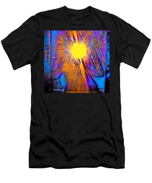Shattering Perceptions   Men's T-Shirt (Athletic Fit)