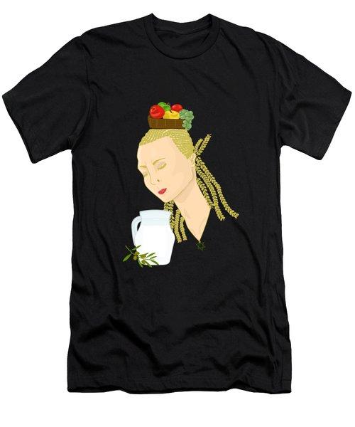 Shavuot Men's T-Shirt (Athletic Fit)