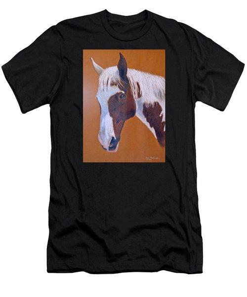 Shawnee Men's T-Shirt (Slim Fit) by Joan Hartenstein