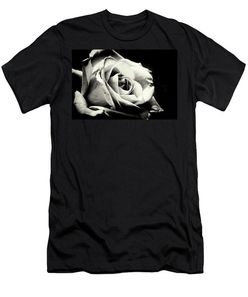 She Blooms Men's T-Shirt (Athletic Fit)