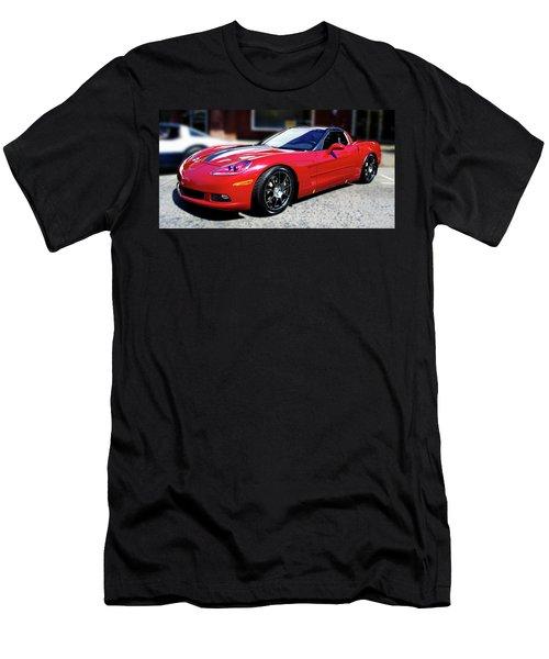 Shelby Corvette Men's T-Shirt (Athletic Fit)
