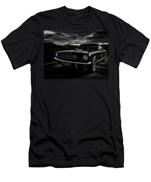 Shelby Gt350h Rent-a-racer Men's T-Shirt (Slim Fit) by Douglas Pittman