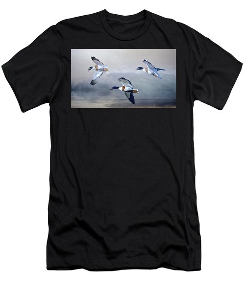Shelduck Morning. Men's T-Shirt (Athletic Fit)