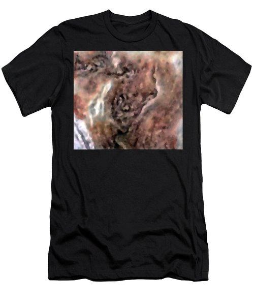 Shell Boy Spirit Photo Men's T-Shirt (Athletic Fit)