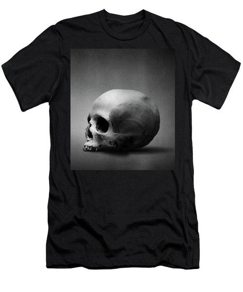 Men's T-Shirt (Slim Fit) featuring the digital art Shell Game II by Joseph Westrupp