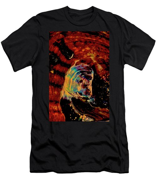 Shell Space Men's T-Shirt (Athletic Fit)