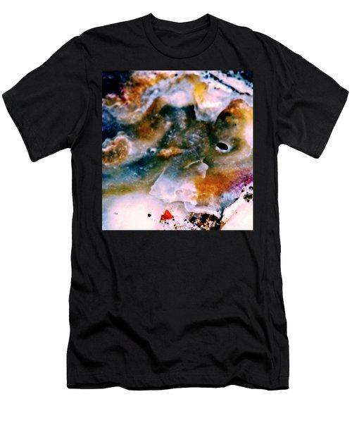 Shell Treasure Story Men's T-Shirt (Athletic Fit)