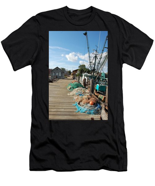 Shelter Island Men's T-Shirt (Athletic Fit)