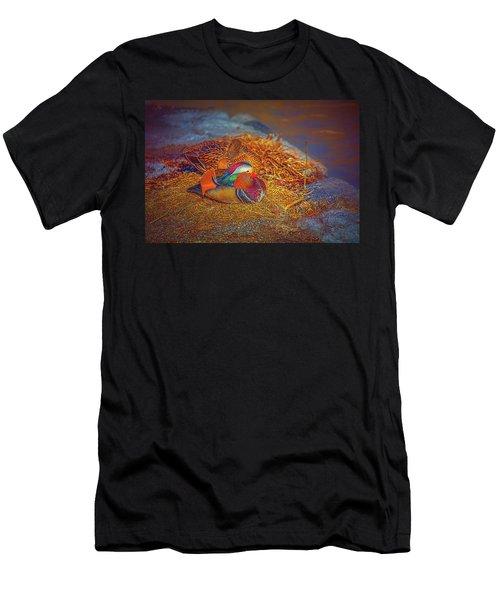 Sheltered #h4 Men's T-Shirt (Athletic Fit)