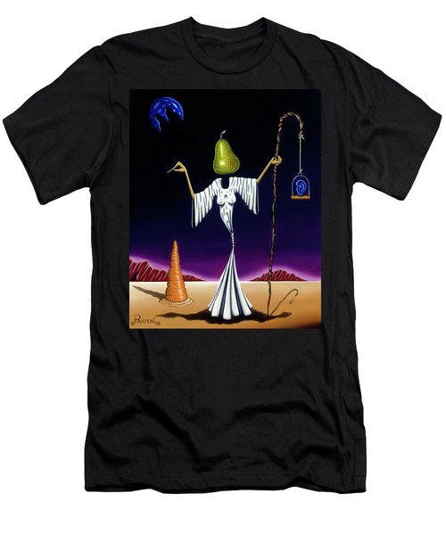 Shepherd Moon Men's T-Shirt (Athletic Fit)